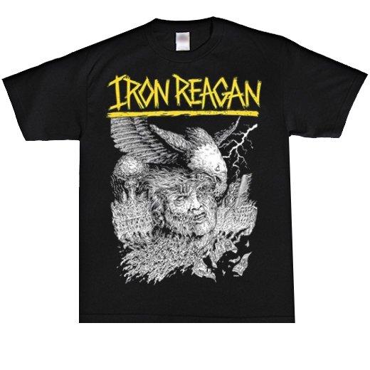Iron Reagan / アイアン・レーガン - Trump Eagle. Tシャツ【お取寄せ】