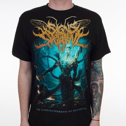 Signs of the Swarm / サインズ・オブ・ザ・スワーム - The Disfigurement of Existence. Tシャツ【お取寄せ】