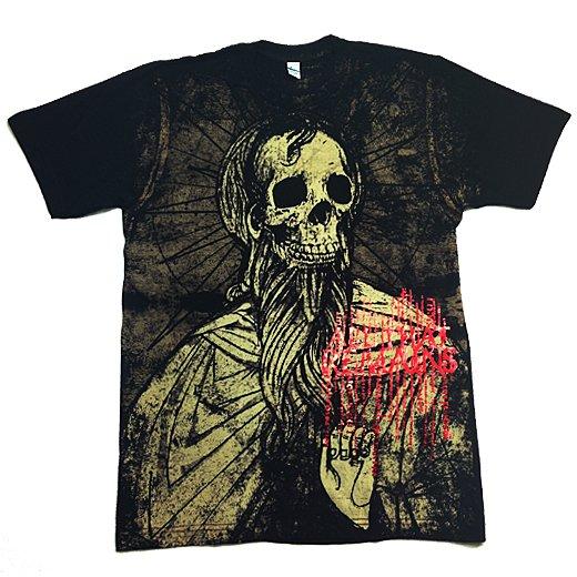 【即納商品】All That Remains / オール・ザット・リメインズ - Skull Priest. Tシャツ(Mサイズ)