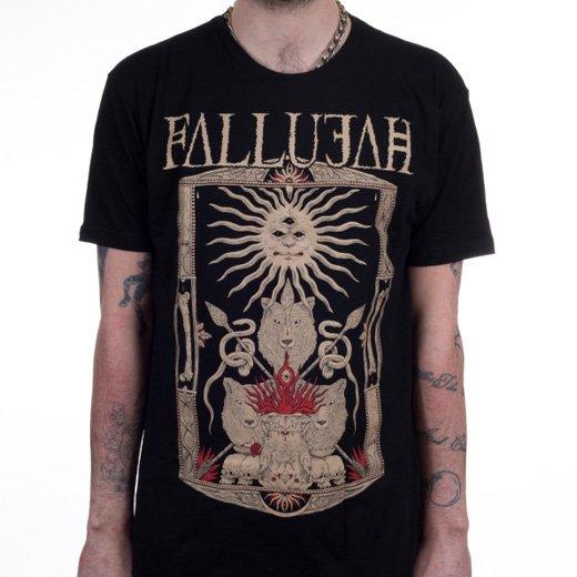 Fallujah / ファルージャ - Wolves. Tシャツ【お取寄せ】