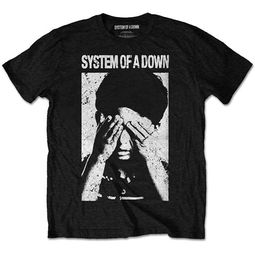 System of a Down / システム・オブ・ア・ダウン - See No Evil. Tシャツ【お取寄せ】