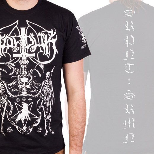 Marduk / マーダック - Srpnt Srmn. Tシャツ【お取寄せ】