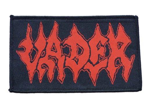 Vader / ヴェイダー - Logo. パッチ【お取寄せ】