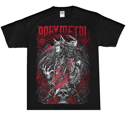 BABYMETAL / ベビーメタル - Rosewolf. Tシャツ【お取寄せ】