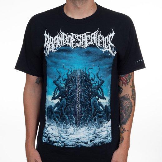 Brand of Sacrifice / ブランド・オブ・サクリファイス - The Interstice. Tシャツ【お取寄せ】