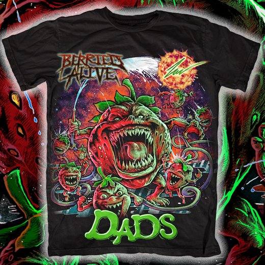 Rings Of Saturn / リングス・オブ・サターン - Dads Collab. Tシャツ【お取寄せ】