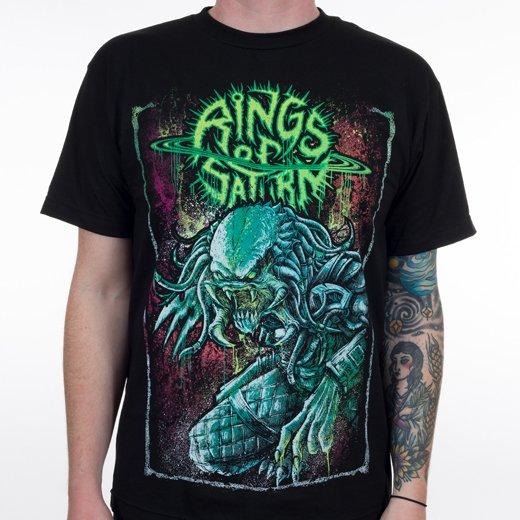 Rings Of Saturn / リングス・オブ・サターン - Predator Tシャツ【お取寄せ】