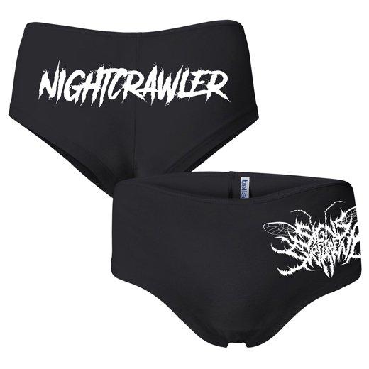 Signs of the Swarm / サインズ・オブ・ザ・スワーム - Nightcrawler. レディースホットショーツ【お取寄せ】