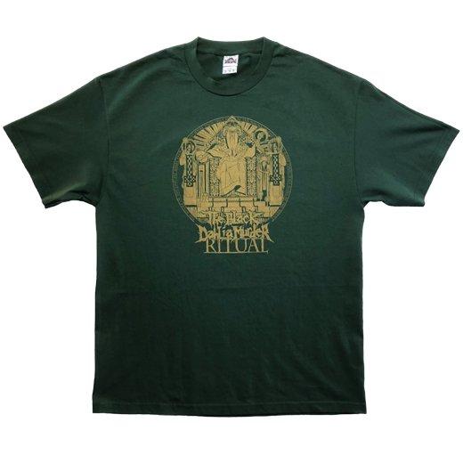 <img class='new_mark_img1' src='https://img.shop-pro.jp/img/new/icons26.gif' style='border:none;display:inline;margin:0px;padding:0px;width:auto;' />【即納商品】The Black Dahlia Murder / ザ・ブラック・ダリア・マーダー - Ritual Stamp. Tシャツ【お取寄せ】(XLサイズ)