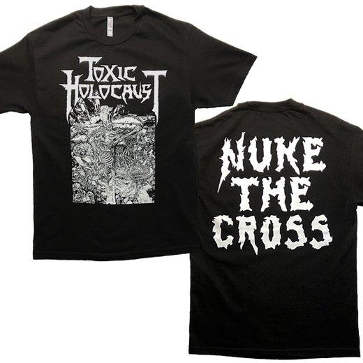 【即納商品】Toxic holocaust / トキシック・ホロコースト - Nuke The Cross. Tシャツ(Lサイズ)