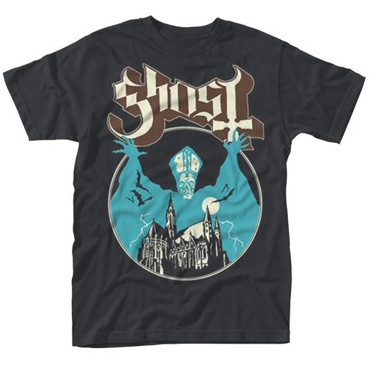 <img class='new_mark_img1' src='https://img.shop-pro.jp/img/new/icons1.gif' style='border:none;display:inline;margin:0px;padding:0px;width:auto;' />Ghost / ゴースト - Opus Eponymous. Tシャツ【お取寄せ】