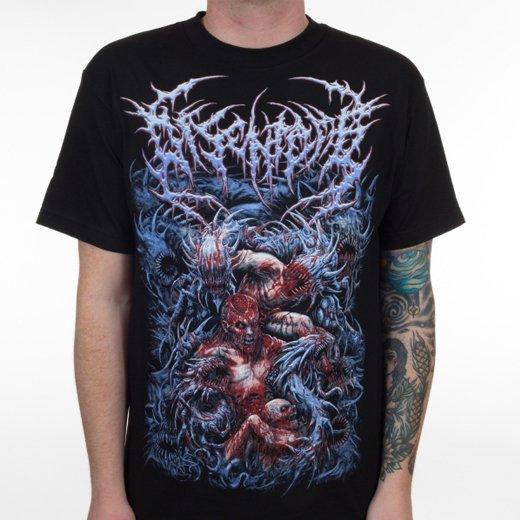 Disentomb / ディセントゥーム - Devouring. Tシャツ【お取寄せ】