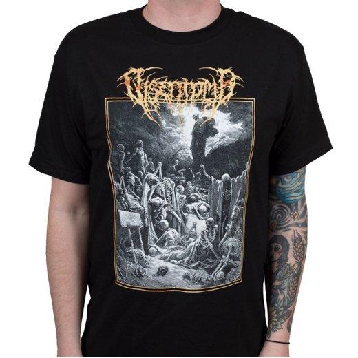 Disentomb / ディセントゥーム - Sermons Of Gloom. Tシャツ【お取寄せ】