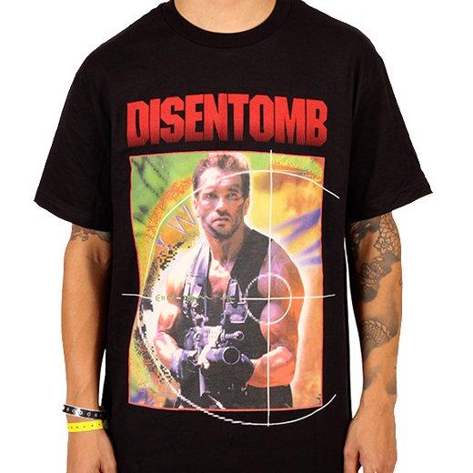 Disentomb / ディセントゥーム - Choppa. Tシャツ【お取寄せ】