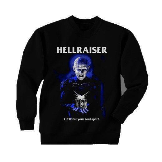 【即納商品】Hellraiser / ヘルレイザー - Pinhead. トレーナー(XXLサイズ)