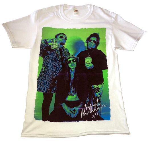 Infant Annihilator / インファント・アナイアレーター - Three Bastards. Tシャツ【お取寄せ】