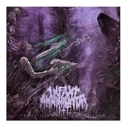 Infant Annihilator / インファント・アナイアレーター - The Elysian Grandeval Galeriarch. CD【お取寄せ】