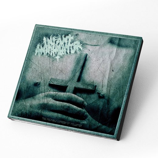 Infant Annihilator / インファント・アナイアレーター - The Palpable Leprosy Of Pollution. CD【お取寄せ】