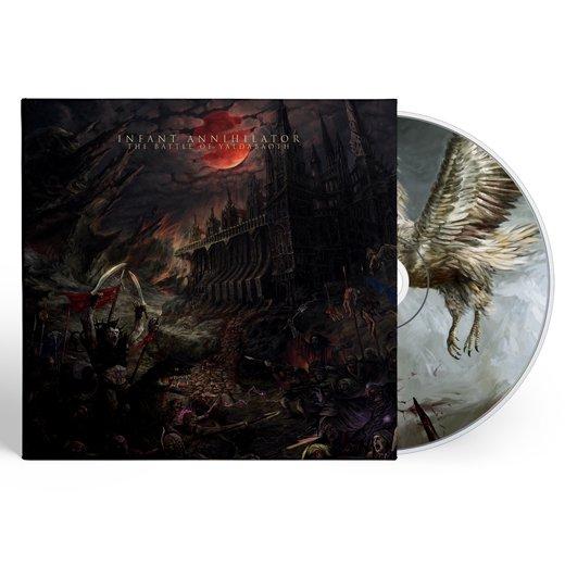 Infant Annihilator / インファント・アナイアレーター - The Battle of Yaldabaoth. CD【お取寄せ】
