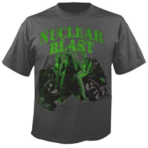 【即納商品】Nuclear Blast / ニュークリア・ブラスト - Monster. Tシャツ(Mサイズ)