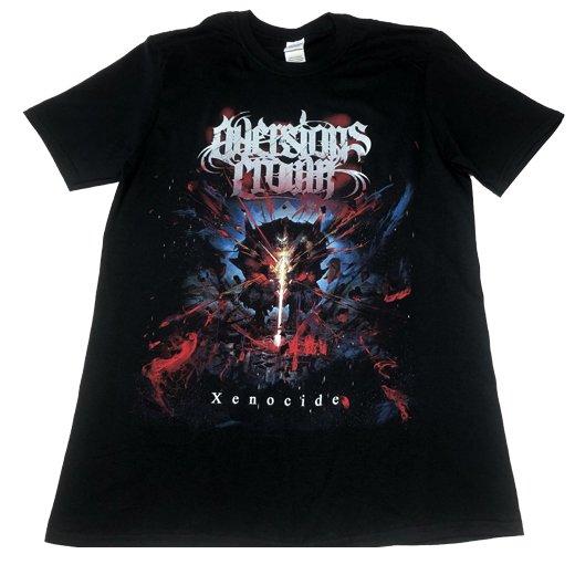 【即納商品】Aversions Crown / アヴァージョンズ・クラウン - Xenocide. Tシャツ(Mサイズ)