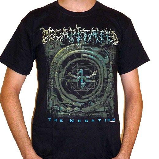 【即納商品】Decapitated / ディキャピテイテッド - The Negation. Tシャツ(Sサイズ)