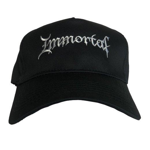 【即納商品】Immortal / イモータル - Logo. ベースボールキャップ