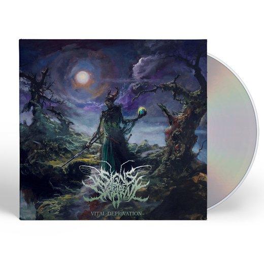 【即納商品】Signs of the Swarm / サインズ・オブ・ザ・スワーム - Vital Deprivation. CD[CDケース保護フィルム付]