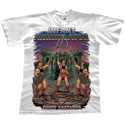 Infant Annihilator / インファント・アナイアレーター - Three Bastards 2. Tシャツ【お取寄せ】