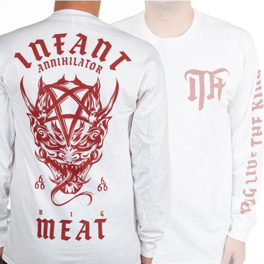Infant Annihilator / インファント・アナイアレーター - Big Meat. ロングスリーブTシャツ【お取寄せ】