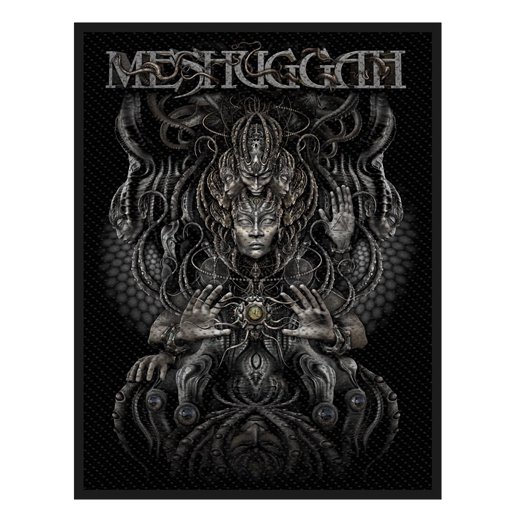 <img class='new_mark_img1' src='https://img.shop-pro.jp/img/new/icons1.gif' style='border:none;display:inline;margin:0px;padding:0px;width:auto;' />Meshuggah / メシュガー - Musical Deviance. パッチ【お取寄せ】