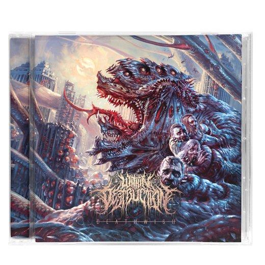 Within Destruction / ウィズイン・デストラクション - Deathwish. CD【お取寄せ】
