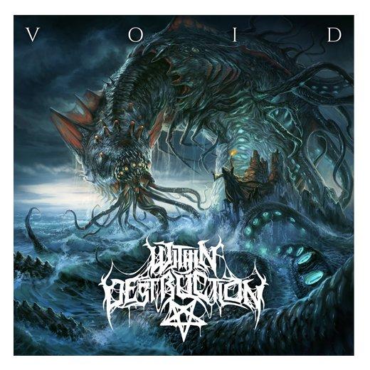 Within Destruction / ウィズイン・デストラクション - Void. CD【お取寄せ】