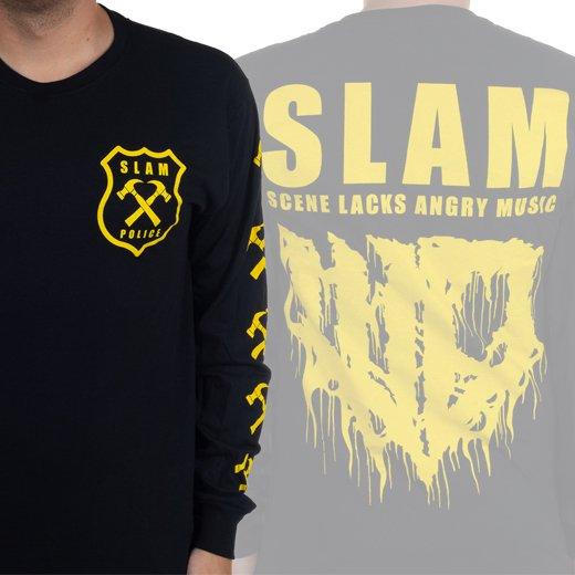 Within Destruction / ウィズイン・デストラクション - SLAM. ロングスリーブTシャツ【お取寄せ】