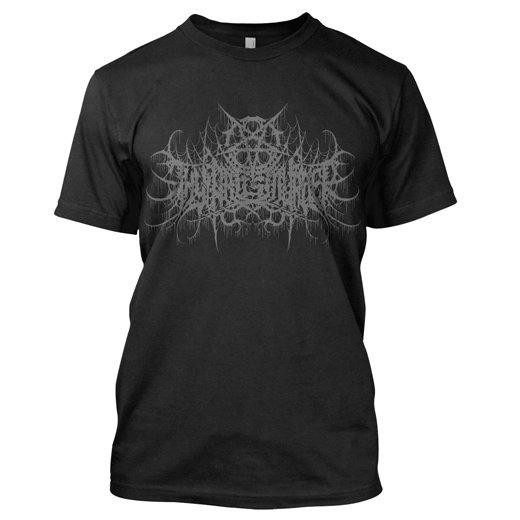 【即納商品】Thy Art Is Murder / ザイ・アート・イズ・マーダー - New Logo (Grey). Tシャツ(Lサイズ)