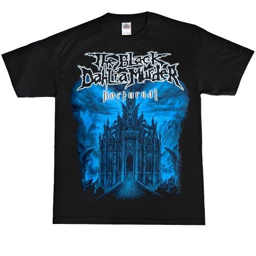 The Black Dahlia Murder / ザ・ブラック・ダリア・マーダー - Nocturnal. Tシャツ【お取寄せ】