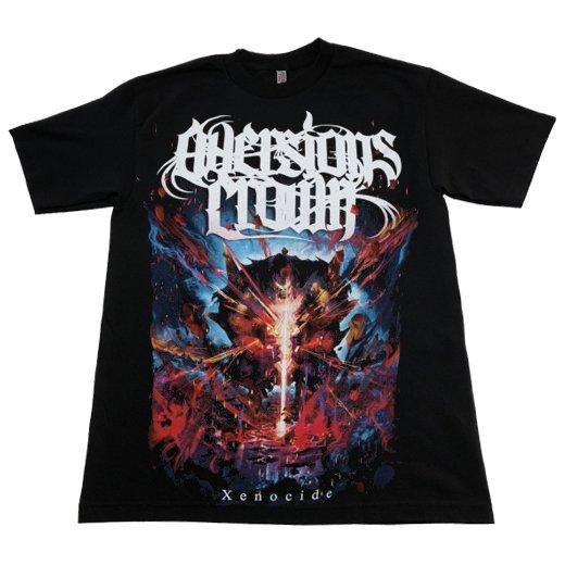 Aversions Crown / アヴァージョンズ・クラウン - Xenocide. Tシャツ【お取寄せ】