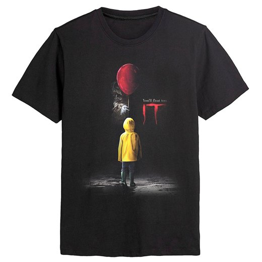 <img class='new_mark_img1' src='https://img.shop-pro.jp/img/new/icons1.gif' style='border:none;display:inline;margin:0px;padding:0px;width:auto;' />It / イット - You'll Float Too. Tシャツ【お取寄せ】