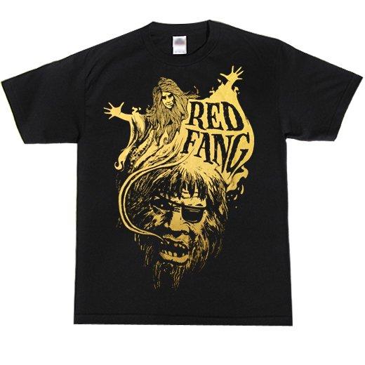 【即納商品】Red Fang / レッド・ファング - Pirate. Tシャツ (Sサイズ )