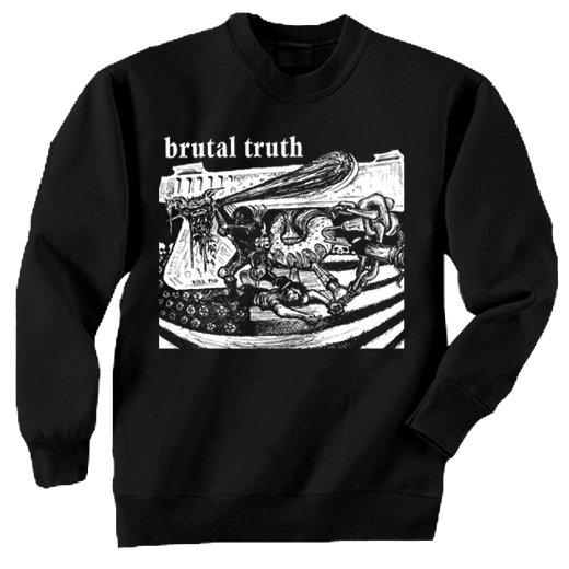 【お取寄せ】Brutal Truth / ブルータル・トゥルース - Kill Pig. トレーナー