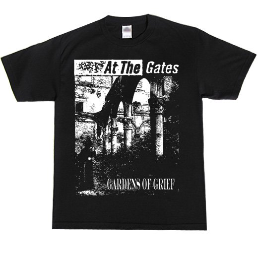 At The Gates / アット・ザ・ゲイツ - Gardens Of Grief. Tシャツ【お取寄せ】
