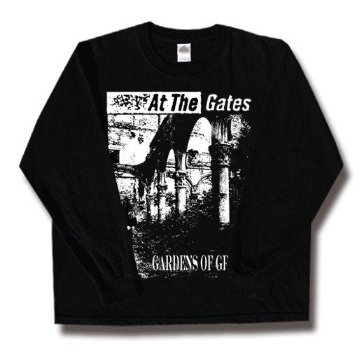 At The Gates / アット・ザ・ゲイツ - Gardens Of Grief. ロングスリーブTシャツ【お取寄せ】