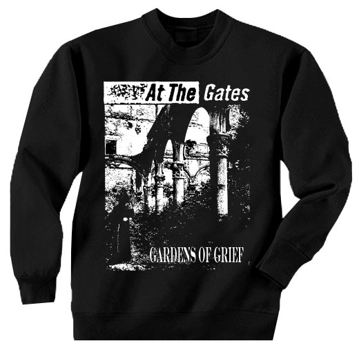 At The Gates / アット・ザ・ゲイツ - Gardens Of Grief. トレーナー【お取寄せ】