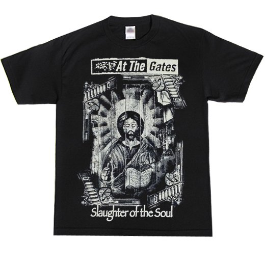 At The Gates / アット・ザ・ゲイツ - Slaughter Of The Soul Vintage. Tシャツ【お取寄せ】
