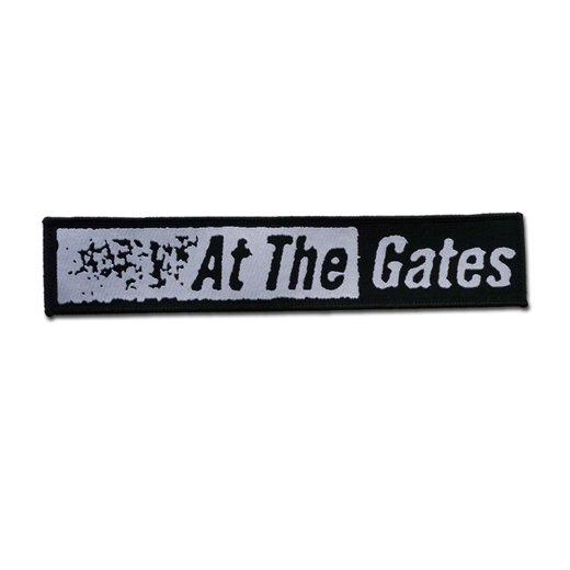 At The Gates / アット・ザ・ゲイツ - Logo. パッチ【お取寄せ】