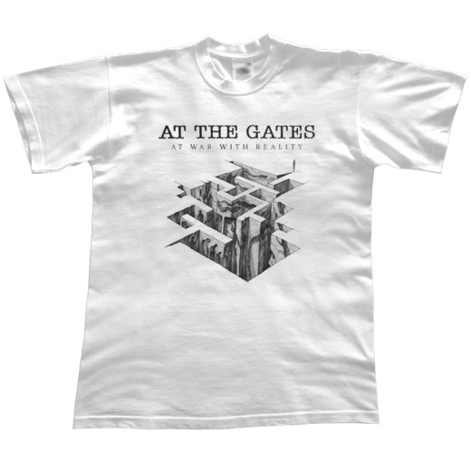 At The Gates / アット・ザ・ゲイツ - Heroes & Tombs. Tシャツ【お取寄せ】