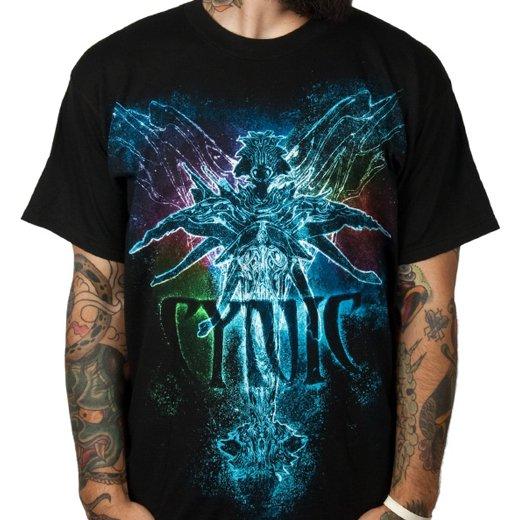 Cynic / シニック - Rainbow. Tシャツ【お取寄せ】