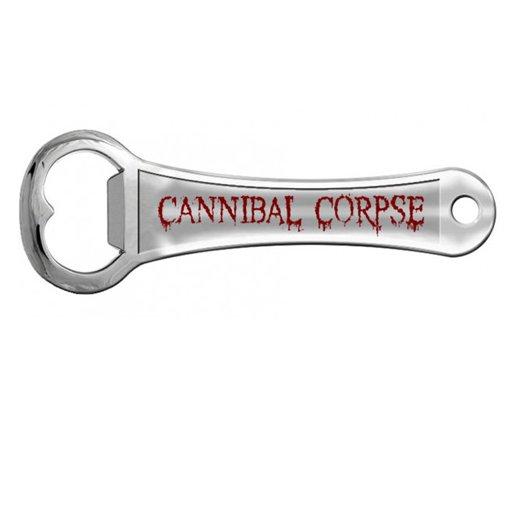 【お取寄せ】Cannibal Corpse / カンニバル・コープス - Logo. ボトルオープナー