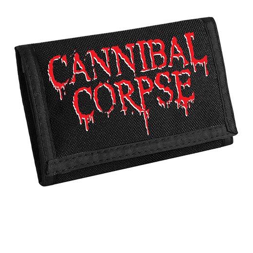 【お取寄せ】Cannibal Corpse / カンニバル・コープス - Logo. ウォレット