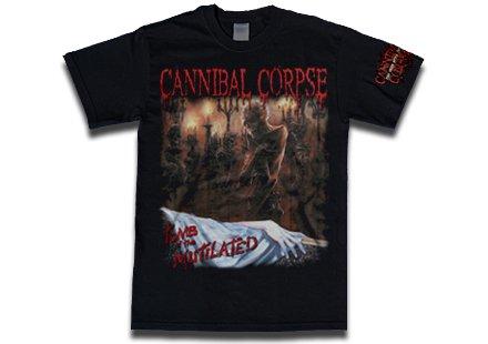 【お取寄せ】Cannibal Corpse / カンニバル・コープス - Tomb Of The Mutilated Censored. Tシャツ